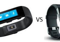 fitbit surge vs microsoft band