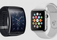 The Apple Watch vs Samsung Gear S - A Comparison