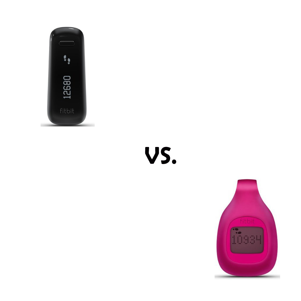 Comparing the Fitbit One vs Fitbit Zip - Which Should You Get?