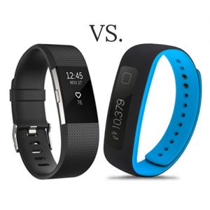 iFit Vue vs Fitbit Charge 2