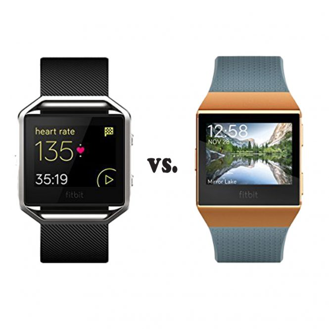 fitbit ionic vs. fitbit blaze: which of these will you love?