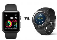 Huawei Watch 2 vs Apple Watch 2