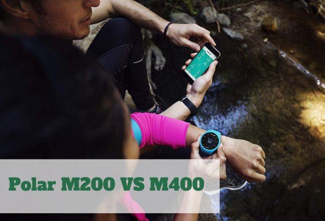 Polar M200 VS M400